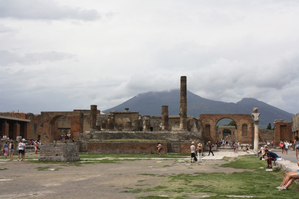Putovanje po Italiji (III. dio - Palermo, Cefalu, Napulj