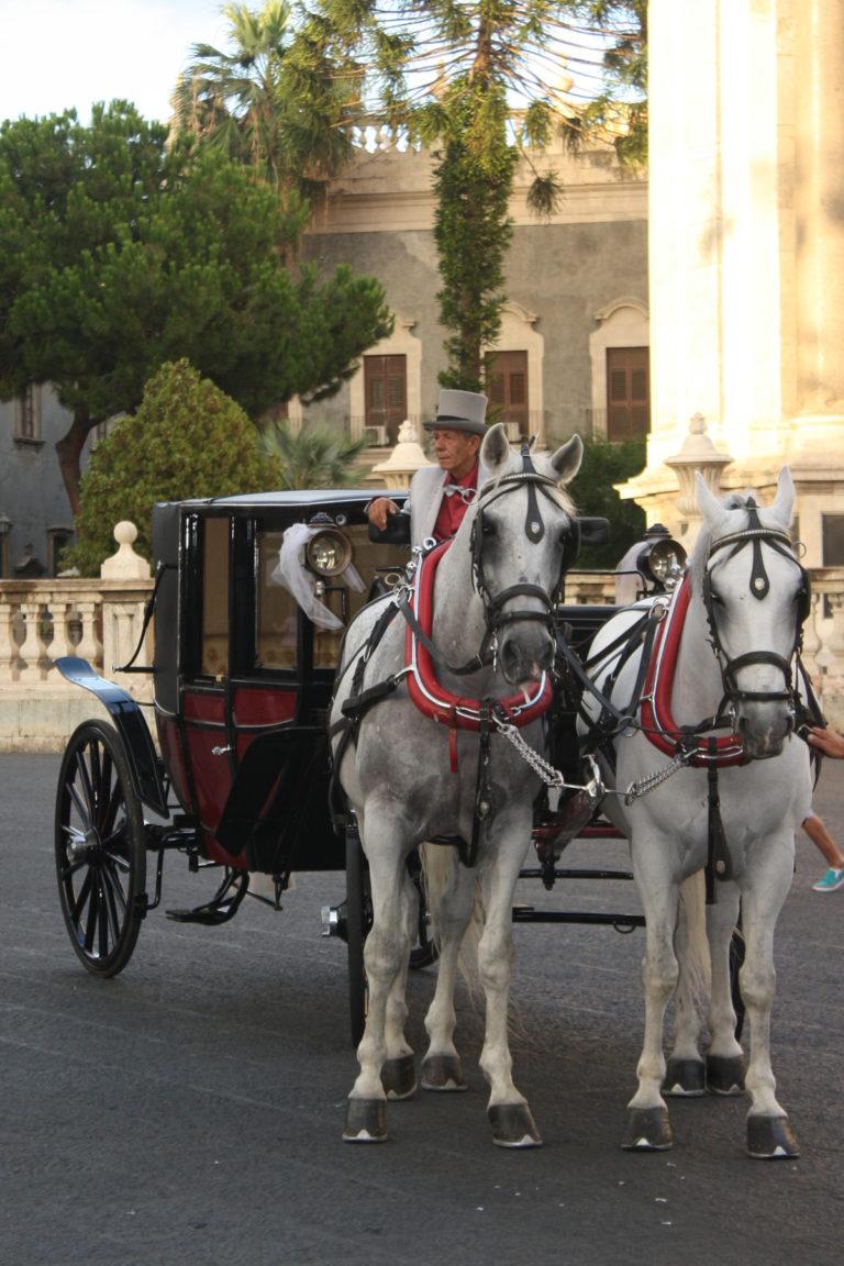 Putovanje po Italiji (II. dio- Catania, Etna, Taormina