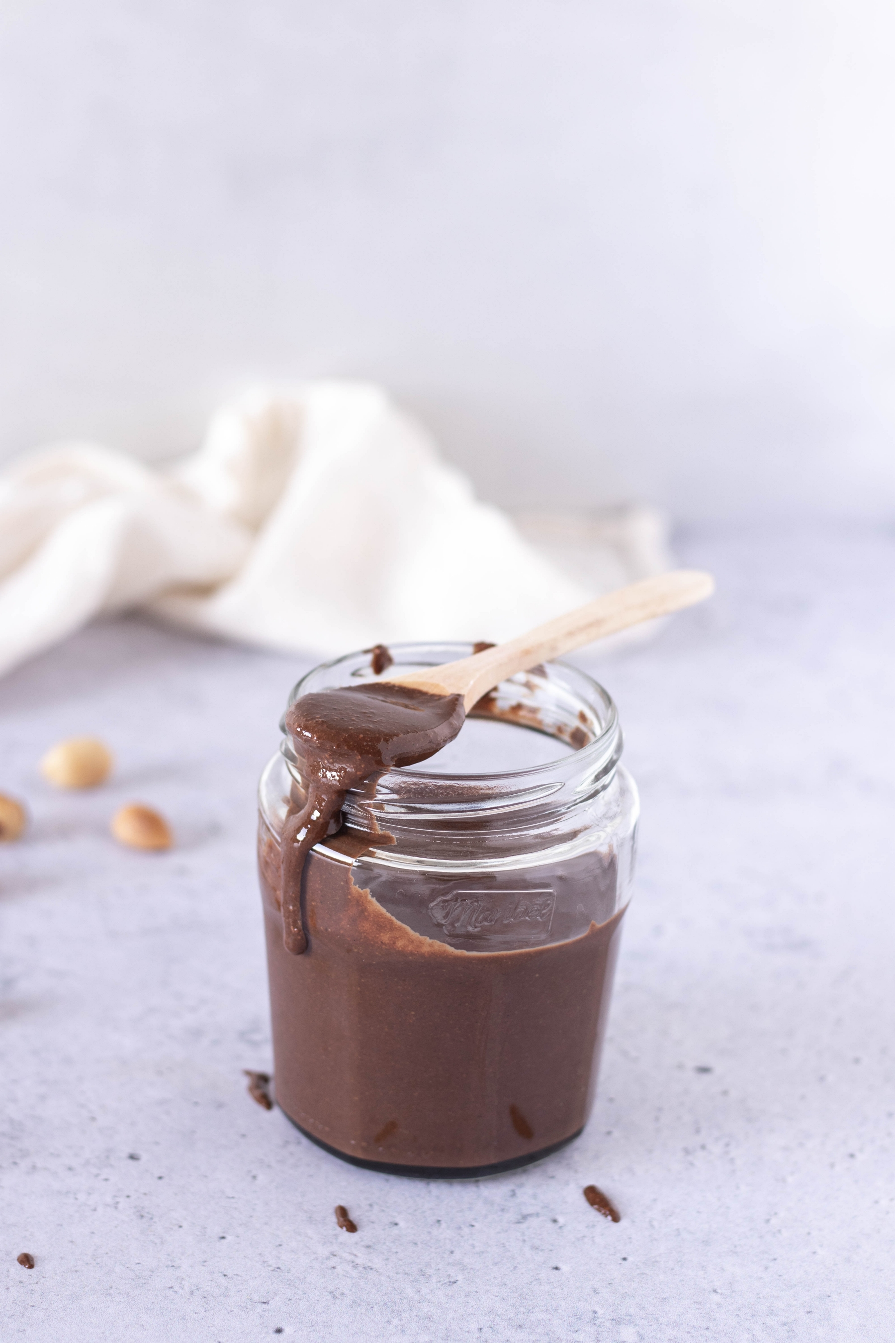 namaz od čokolade i lješnjaka