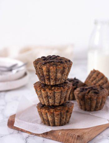 muffini od banana i kikiriki maslaca