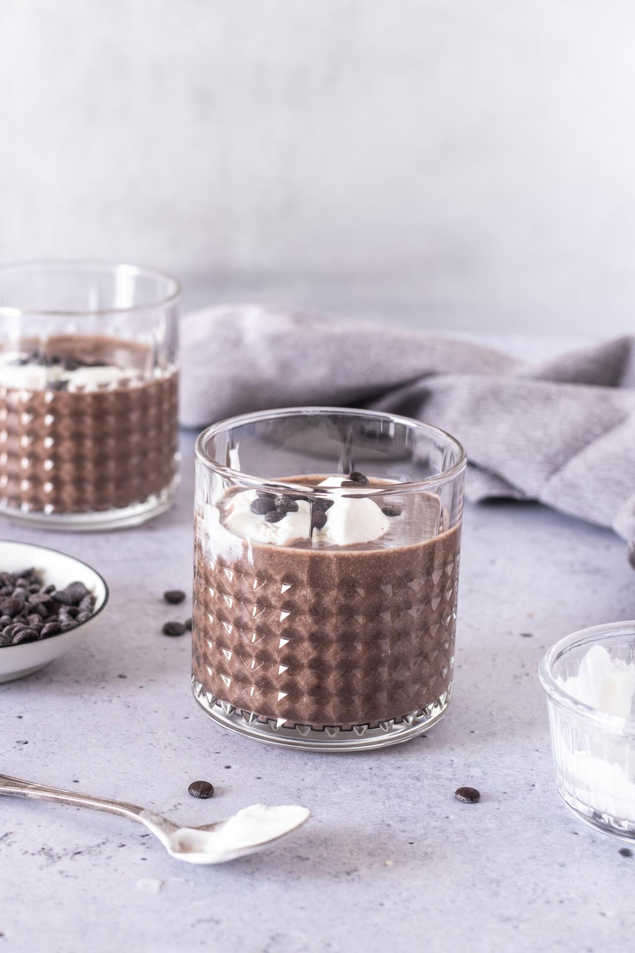 čokoladni frappe