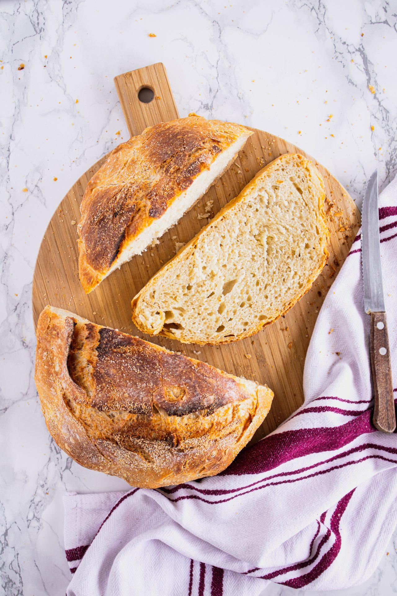 Kruh koji se ne mijesi