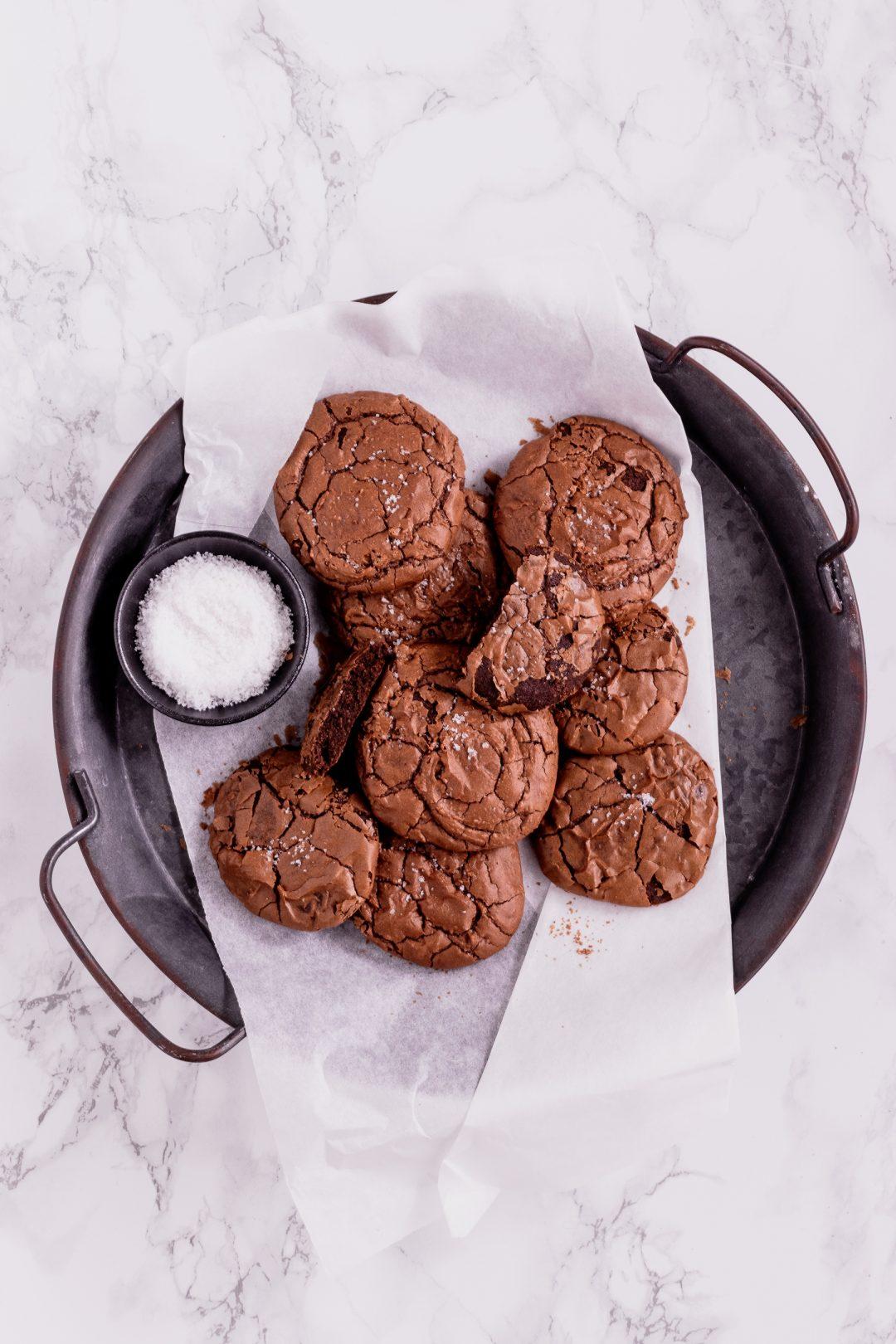 brownie keksi